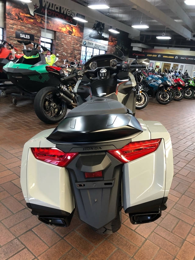 2021 Honda Gold Wing Base at Wild West Motoplex