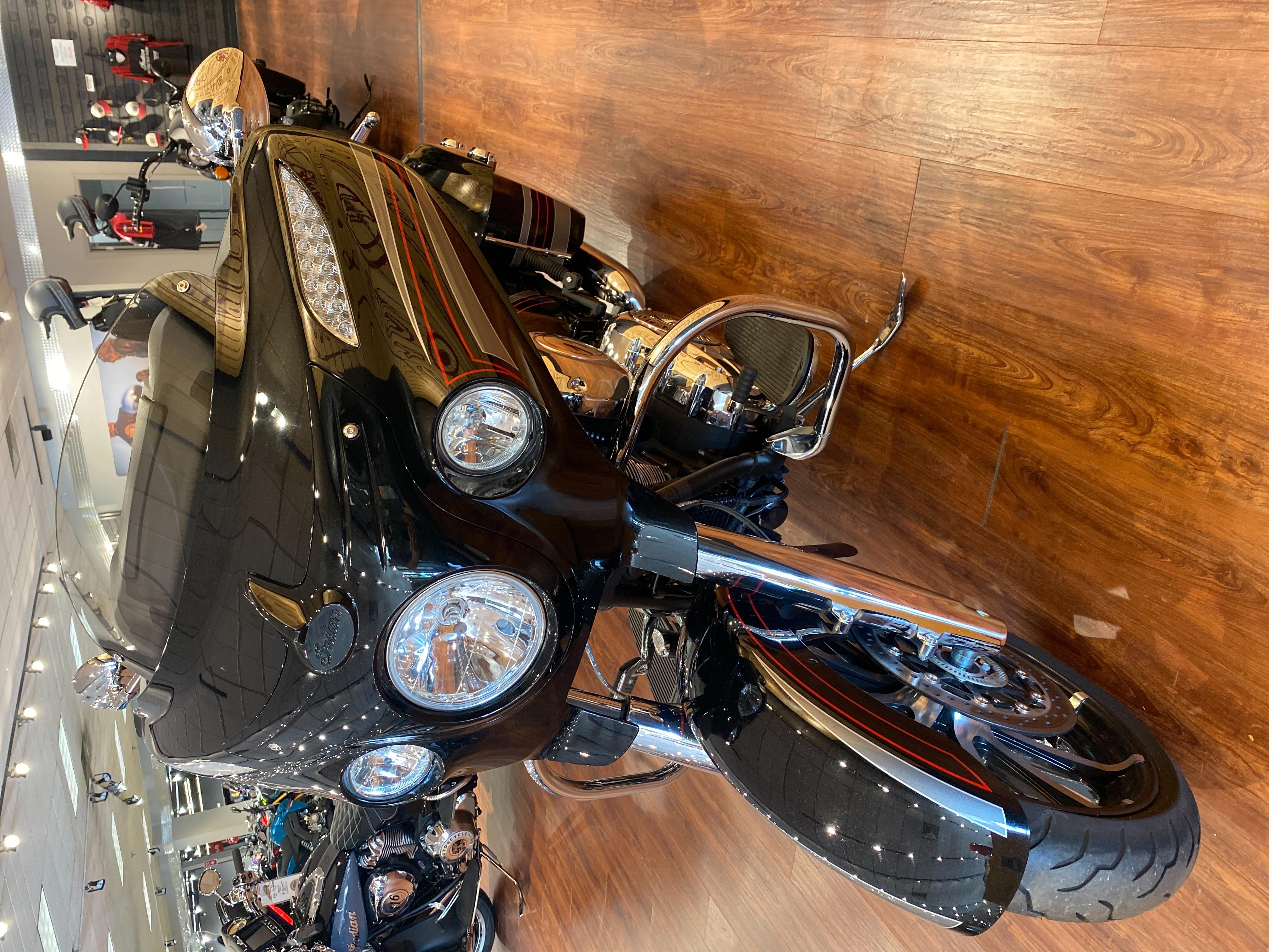 2018 Indian Chieftain Limited at Sloans Motorcycle ATV, Murfreesboro, TN, 37129