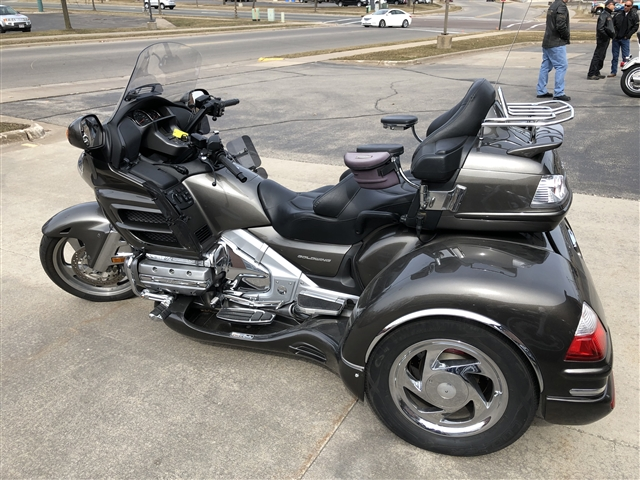 2010 Honda Gold Wing Audio / Comfort at La Crosse Area Harley-Davidson, Onalaska, WI 54650