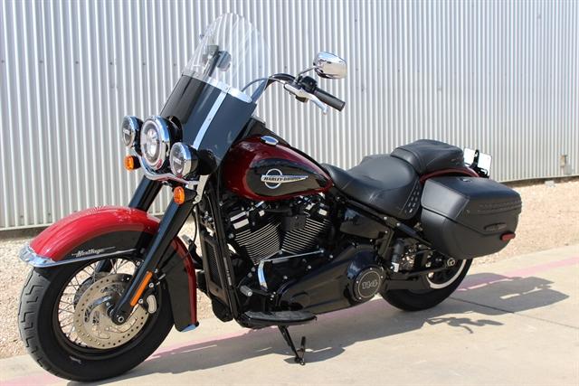 2020 Harley-Davidson Softail Heritage Classic 114 at Gruene Harley-Davidson