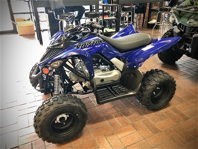 2021 Yamaha Raptor 90 at Wild West Motoplex