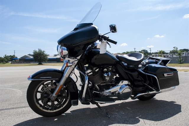 2017 Harley-Davidson Electra Glide Police Edition at Javelina Harley-Davidson