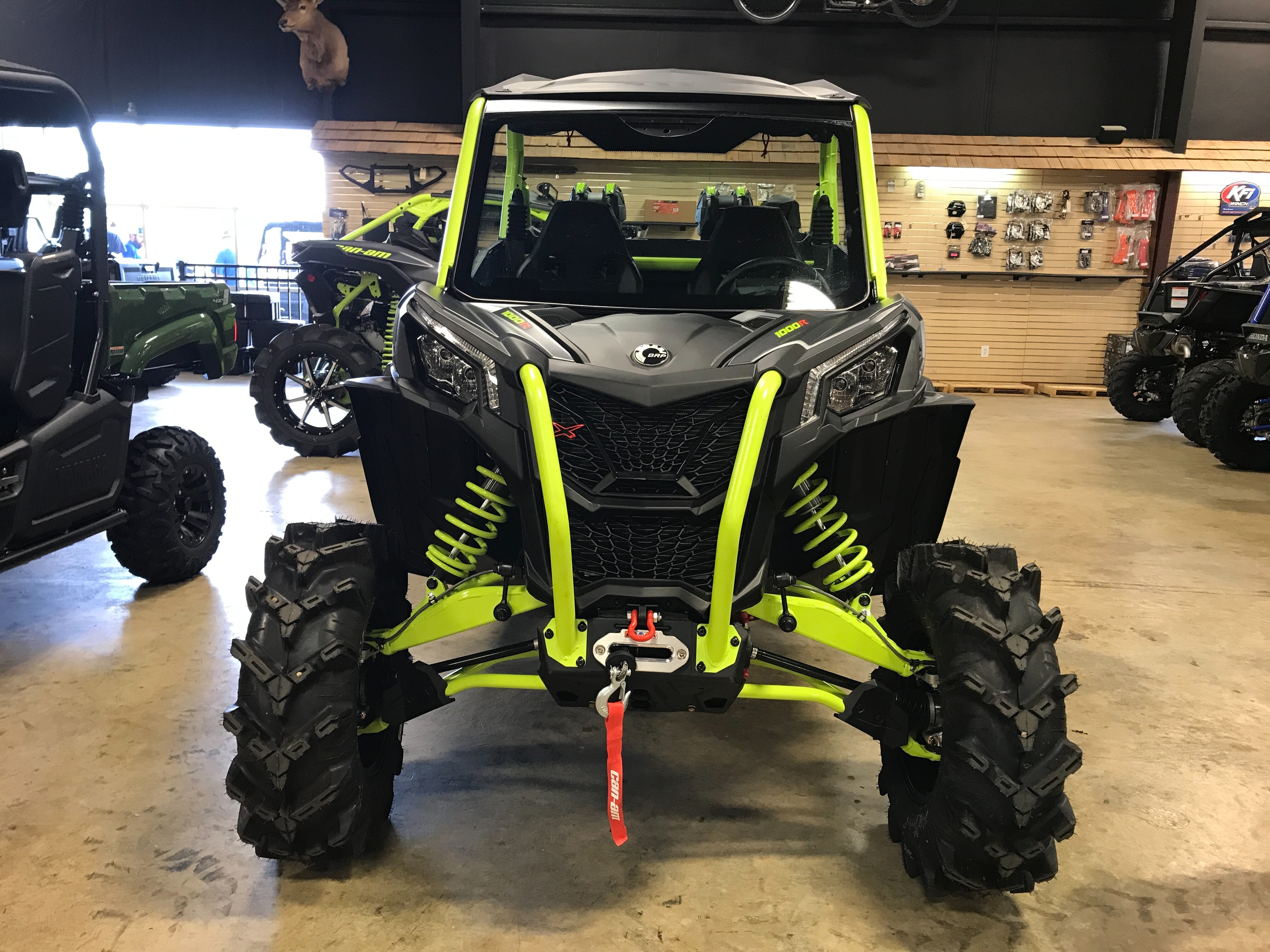 2021 CAN-AM X3 1000R SPORT XMR X mr 1000R at ATV Zone, LLC