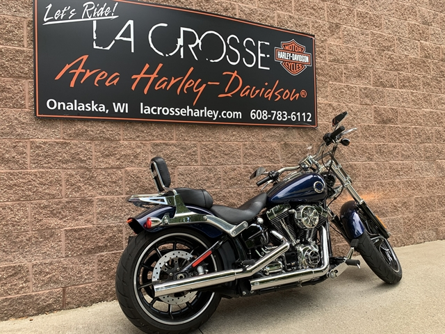 2013 Harley-Davidson Softail Breakout at La Crosse Area Harley-Davidson, Onalaska, WI 54650