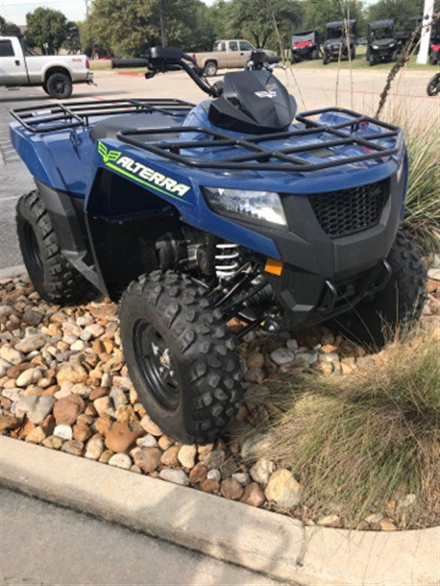 2019 Textron Off Road Alterra 700 EPS at Kent Motorsports, New Braunfels, TX 78130