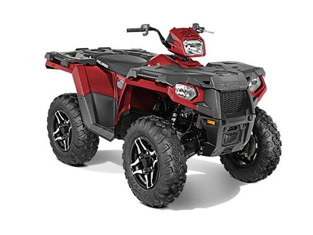 2015 Polaris Sportsman  570 SP EPS Sunset Red Black Pearl LE at Star City Motor Sports