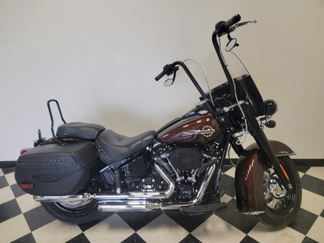 2019 Harley-Davidson Softail Heritage Classic 114 at Deluxe Harley Davidson