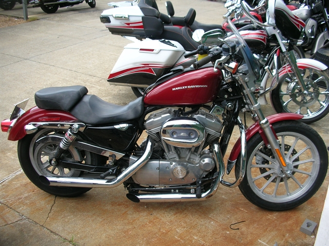 2006 Harley-Davidson Sportster 883 Low at Hampton Roads Harley-Davidson