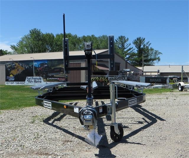 2021 Trailmaster Bunk Style Pontoon Boat-tri toon at Fort Fremont Marine