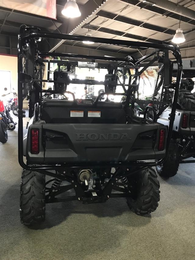 2019 Honda Pioneer 700-4 Deluxe at Dale's Fun Center, Victoria, TX 77904