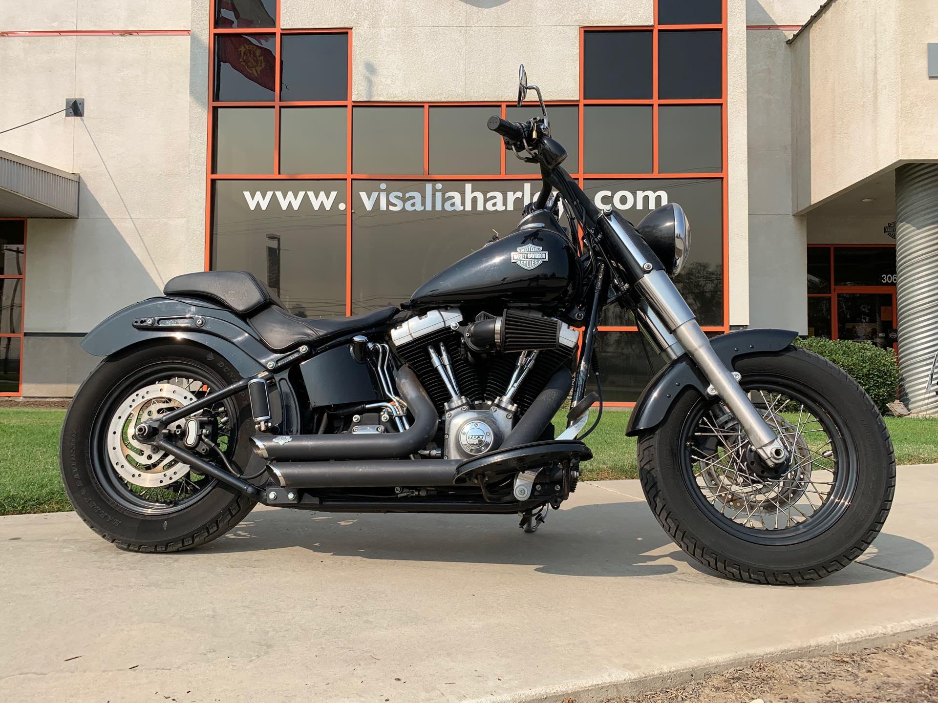 2012 Harley-Davidson Softail Slim at Visalia Harley-Davidson
