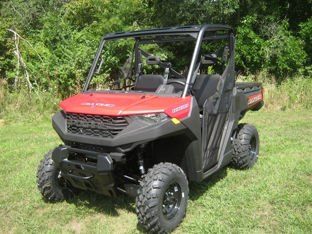 2020 Polaris Ranger 1000 EPS Solar Red at Brenny's Motorcycle Clinic, Bettendorf, IA 52722