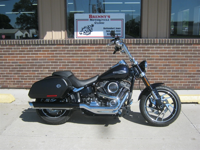 2019 Harley-Davidson FLSB Sport Glide at Brenny's Motorcycle Clinic, Bettendorf, IA 52722