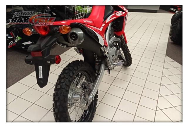 2020 Honda CRF250L 250L at Bay Cycle Sales