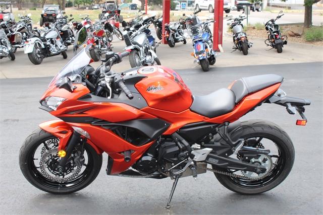 2017 Kawasaki Ninja 650 Base at Aces Motorcycles - Fort Collins
