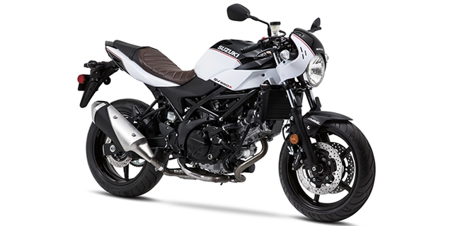 2019 Suzuki SV 650X at Hebeler Sales & Service, Lockport, NY 14094