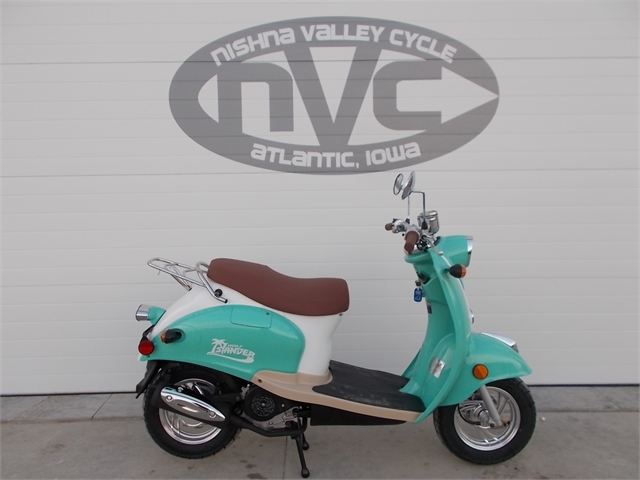 2021 Wolf Brand Scooter ISLANDER at Nishna Valley Cycle, Atlantic, IA 50022
