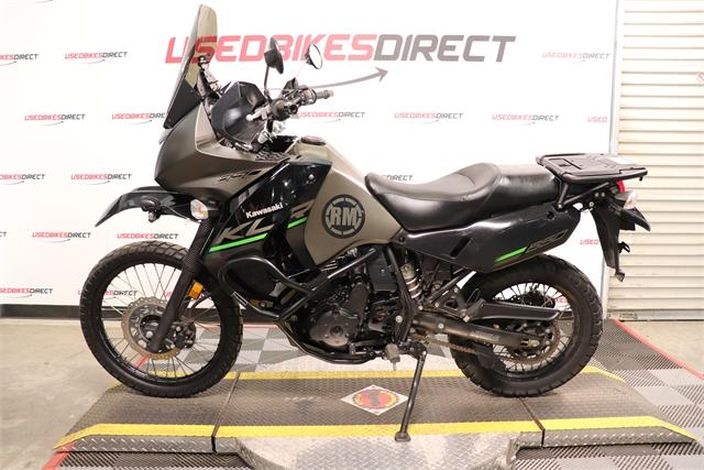 2014 Kawasaki KLR 650 at Used Bikes Direct