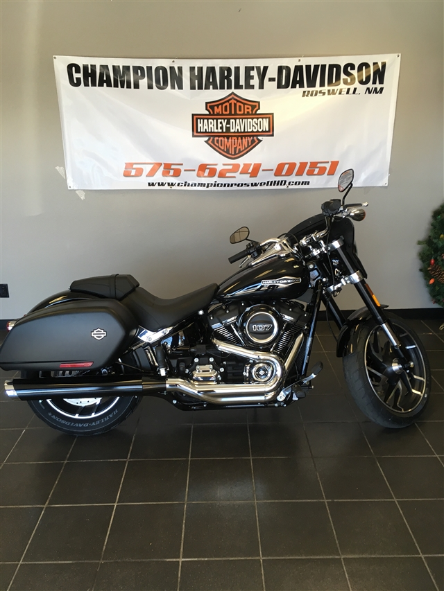 2019 HARLEY FLSB at Champion Harley-Davidson