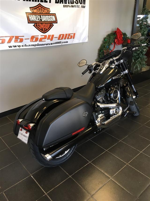 2019 HARLEY FLSB at Champion Harley-Davidson®, Roswell, NM 88201