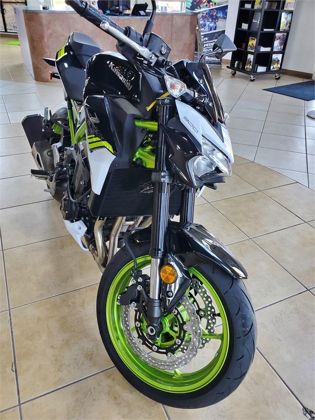 2021 Kawasaki Z900 ABS at Sun Sports Cycle & Watercraft, Inc.