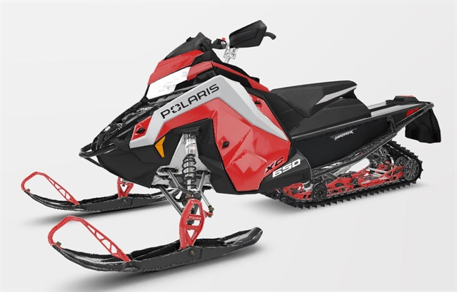 2021 Polaris 850 Indy XC 137 Launch Edition at Fort Fremont Marine