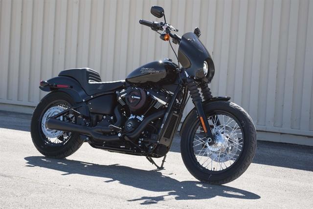 2019 Harley-Davidson Softail Street Bob at Javelina Harley-Davidson