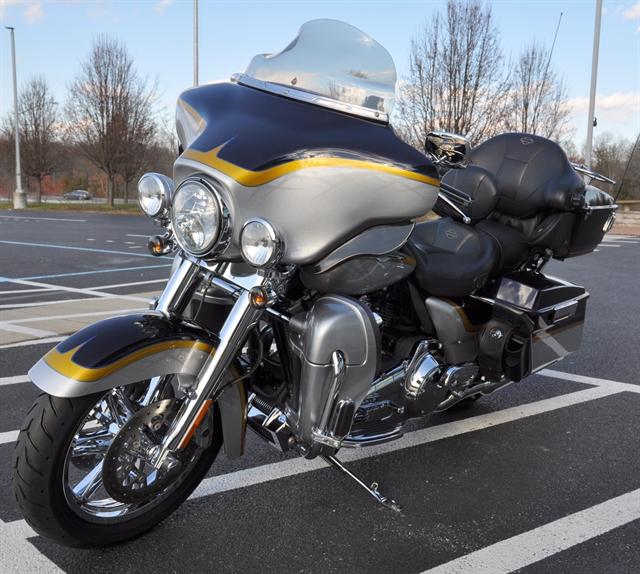 2012 Harley-Davidson Electra Glide CVO Ultra Classic at All American Harley-Davidson, Hughesville, MD 20637