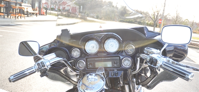 2012 Harley-Davidson Electra Glide CVO Ultra Classic at All American Harley-Davidson, Hughesville, MD 20637