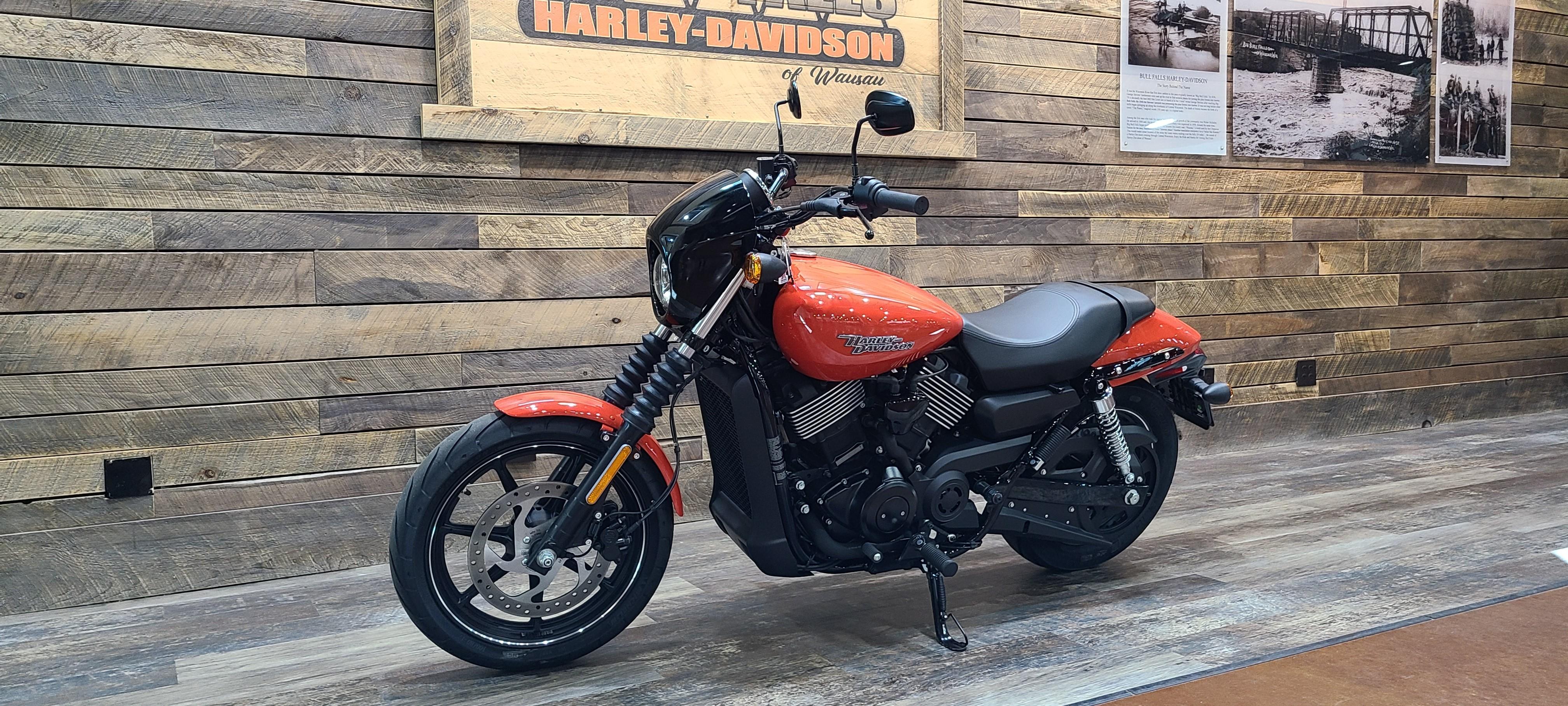2020 Harley-Davidson Street Street 750 at Bull Falls Harley-Davidson