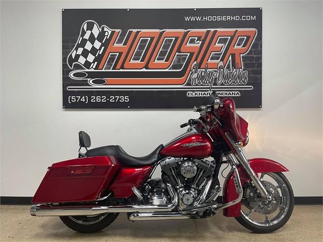 2013 Harley-Davidson Street Glide Base at Hoosier Harley-Davidson