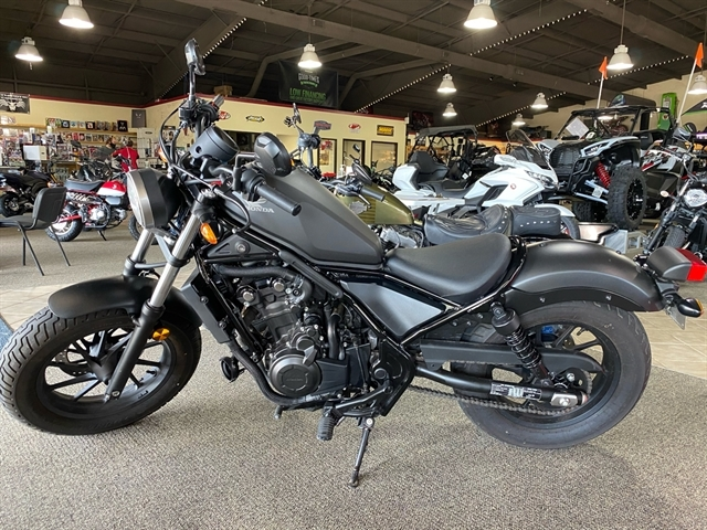 2019 Honda Rebel 500 at Dale's Fun Center, Victoria, TX 77904