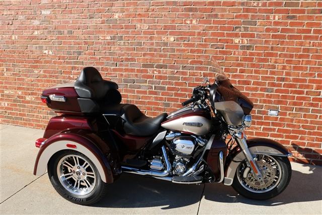 2018 Harley-Davidson Trike Tri Glide Ultra at Zylstra Harley-Davidson®, Ames, IA 50010
