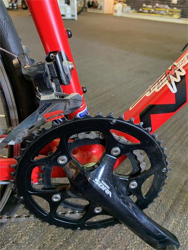 2018 NORCO Valence Medium 53CM Red at Full Circle Cyclery
