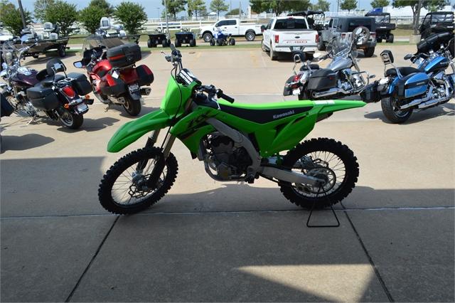 2022 Kawasaki KX 250 at Shawnee Honda Polaris Kawasaki
