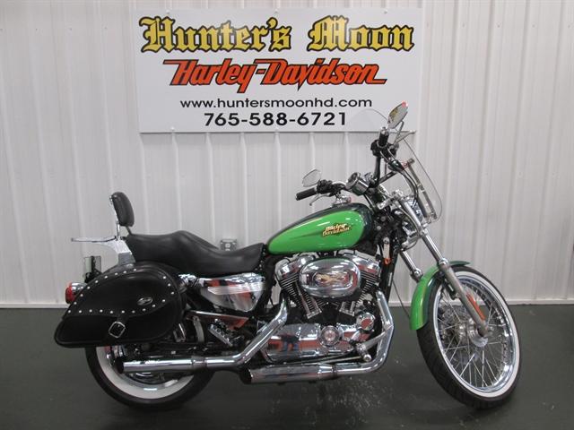 2007 Harley-Davidson Sportster 1200 Custom at Hunter's Moon Harley-Davidson®, Lafayette, IN 47905