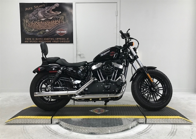 2019 Harley-Davidson Sportster Forty-Eight at Mike Bruno's Northshore Harley-Davidson
