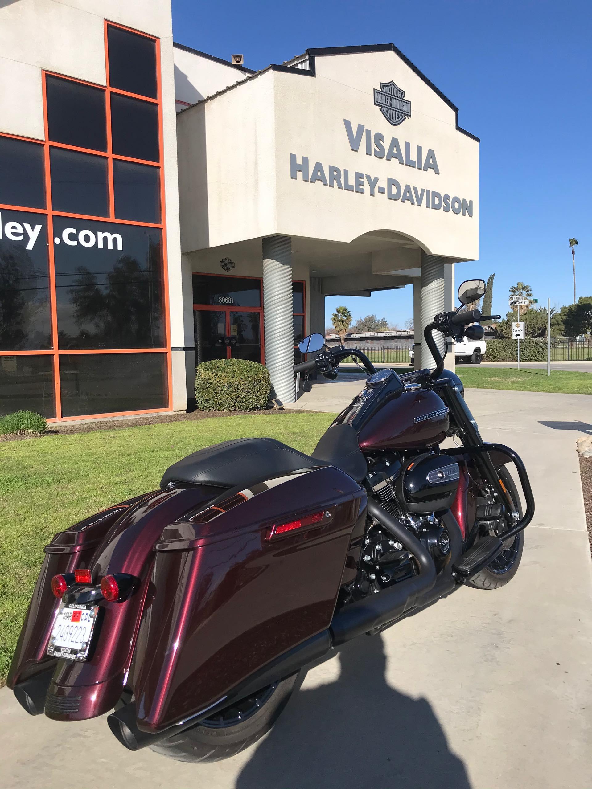 2019 Harley-Davidson Road King Special at Visalia Harley-Davidson
