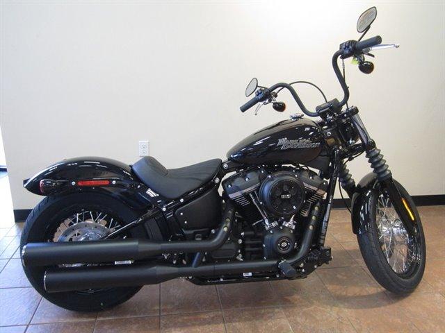 2018 Harley-Davidson Softail Street Bob at Harley-Davidson® Shop of Winona, Winona, MN 55987