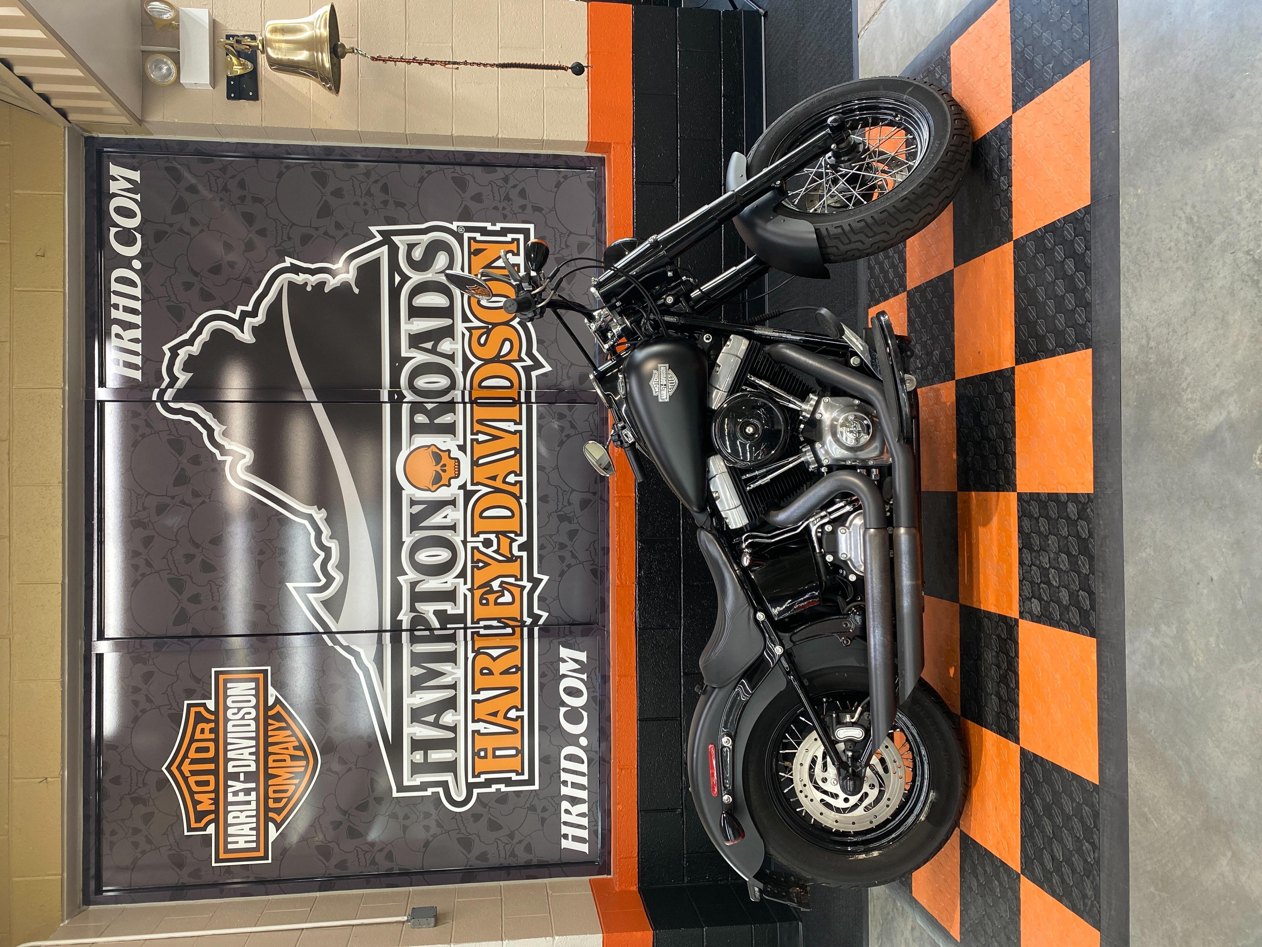 2012 Harley-Davidson Softail Slim at Hampton Roads Harley-Davidson