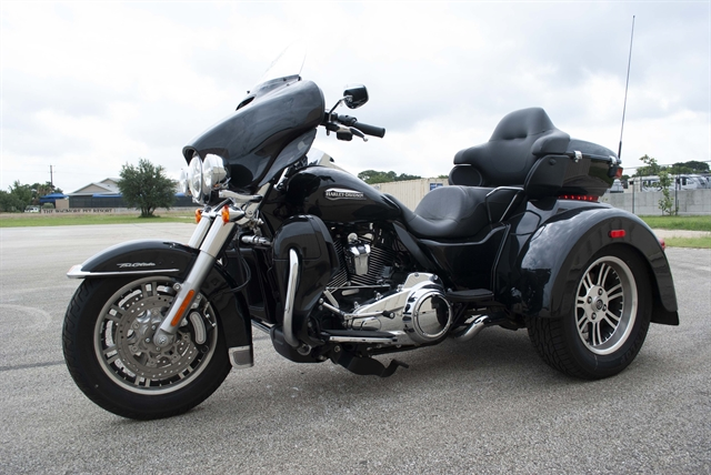 2018 Harley-Davidson Trike Tri Glide Ultra