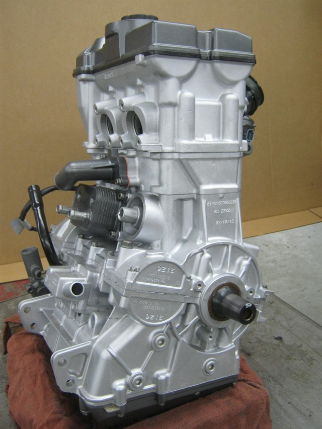 2009 Polaris RZR 900 Rebuilt Engine Exchange at Brenny's Motorcycle Clinic, Bettendorf, IA 52722