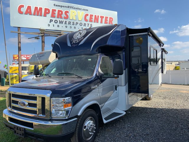 2019 NeXus RV Viper 29V Rear Bedroom at Campers RV Center, Shreveport, LA 71129