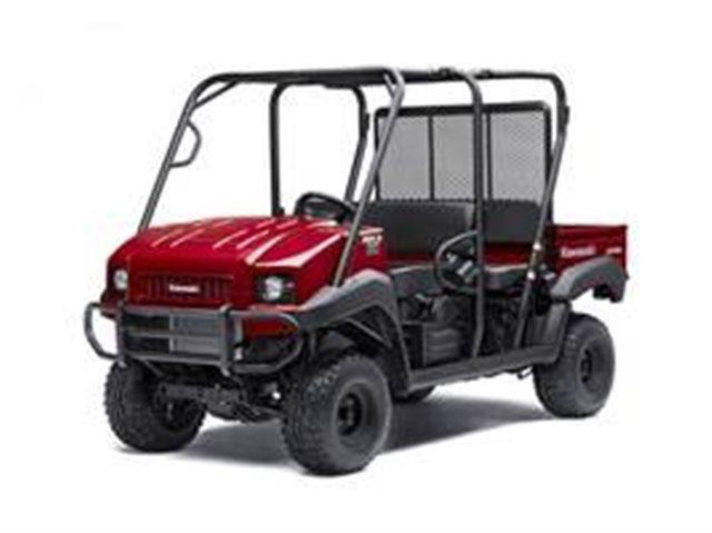 2020 Kawasaki Mule 4010 Trans4x4 at Youngblood Powersports RV Sales and Service