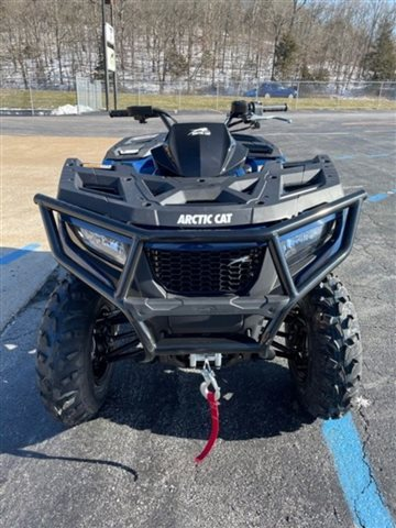 2021 Arctic Cat Alterra 700 SE EPS at Gold Star Outdoors