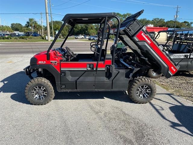 2017 Kawasaki Mule PRO-FX EPS LE at Jacksonville Powersports, Jacksonville, FL 32225