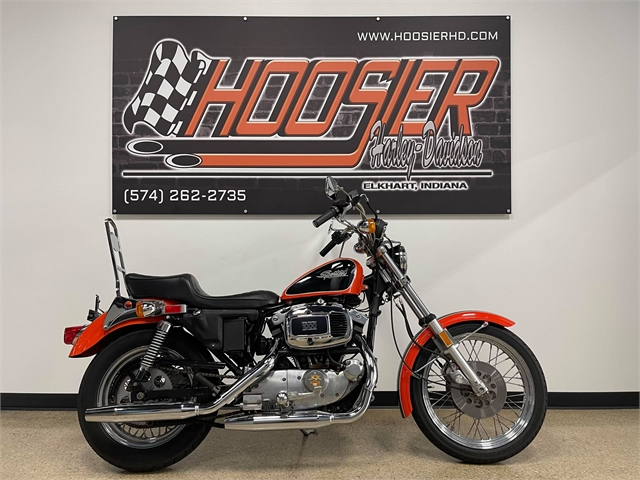 1981 Harley-Davidson XLH1000 XLH1000 at Hoosier Harley-Davidson