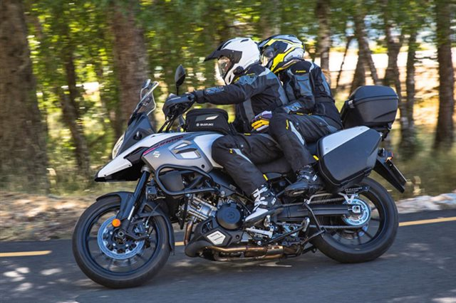 2018 Suzuki V-Strom 1000 at Columbia Powersports Supercenter
