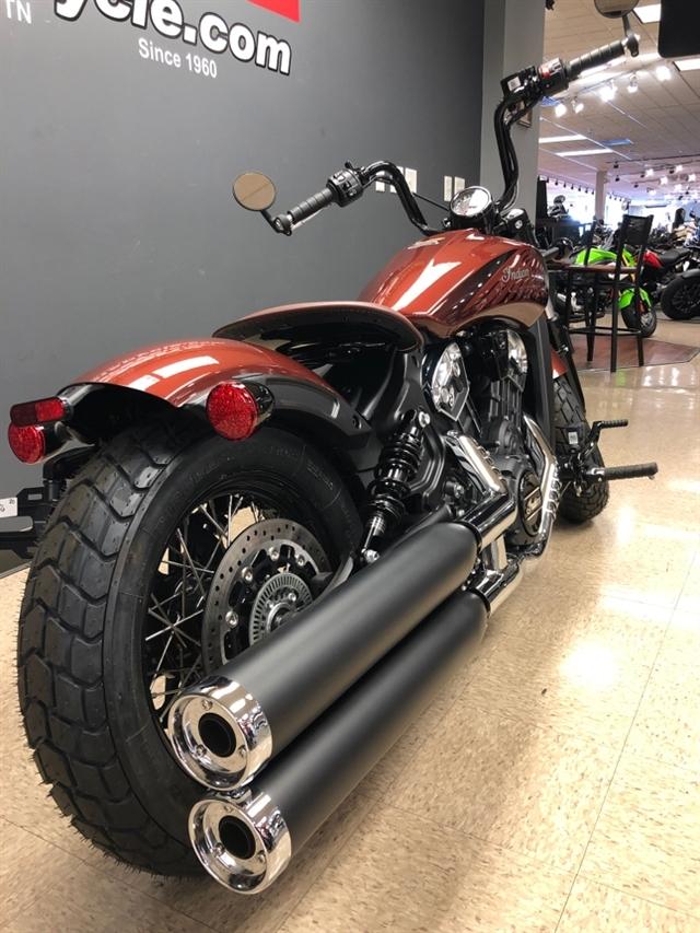 2020 Indian SCOUT BOBBER TWENTY ABS N20MTG00AP at Sloans Motorcycle ATV, Murfreesboro, TN, 37129