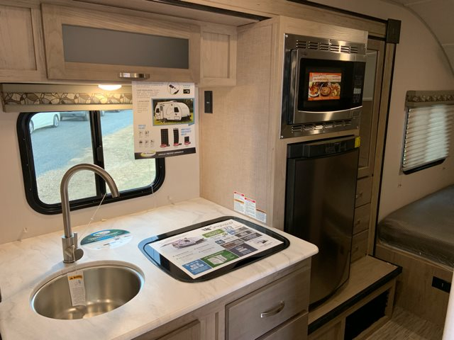 2019 Forest River R-Pod 190 Rear Living at Campers RV Center, Shreveport, LA 71129